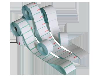 宽缝标签纸
