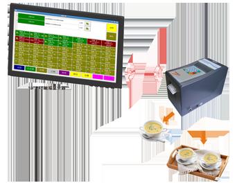 餐饮厨房控制触控系统(KD4X系列)