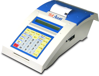 CR74F型税控收款机